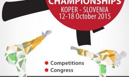 UWK Italia: Risultati Mondiale Unificato 2015 Koper – Slovenia