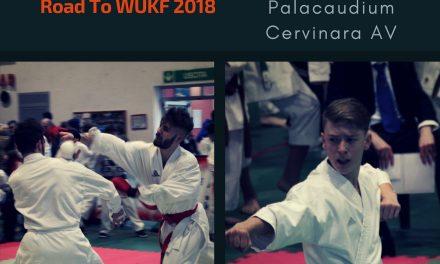 Qualificazione SUD Italia al KarateCCU 2018