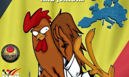Risultati Europeo Giovanile WUKF 2015 Liege Herstal – Belgio