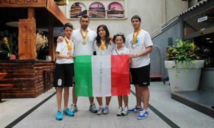 Successo Internazionale per gli atleti della FEDIKA
