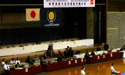Campionato Mondiale 2007 JKS in ricordo del M° Gichin Funakoshi – Okinawa