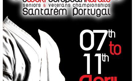 Risultati Europeo WUKF Senior and Veterans 2010 Santarem – Portogallo