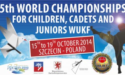 Risultati Mondiale Giovanile WUKF 2014 Stettino – Polonia