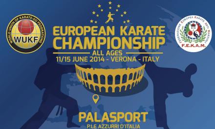Risultati Europeo WUKF 2014 All Ages Verona