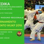 Toscana: Aggiornamento Regolamento WUKF 2018