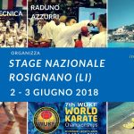 KARATE: Stage Nazionale Federale 2018