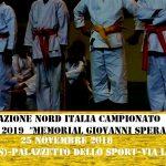 """QUALIFICAZIONE NORD ITALIA CAMPIONATO ITALIANO 2019 """"MEMORIAL GIOVANNI SPERANZINI"""""""