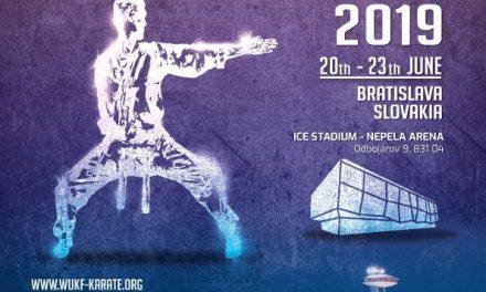 Risultati Mondiale WUKF 2019  Bratislava – Slovacchia