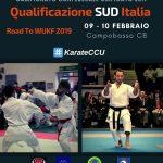 QUALIFICAZIONE SUD ITALIA CAMPIONATO ITALIANO 2019