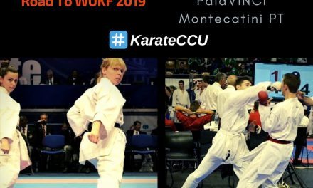 Qualificazione CENTRO Italia al KarateCCU 2019