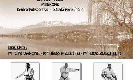 1° Stage Regione Piemonte