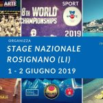 Video Rosignano 2019 – Stage Nazionale FEDIKA