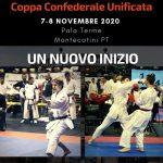 COPPA CONFEDERALE UNIFICATA 2020